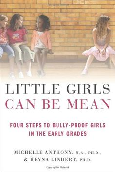 Interesting article- points out that all of our little girls will likely act like mean girls at some point and how we can help them through this so they don't stay that way