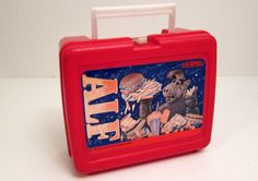 Alf Lunch Box Collectables 1980's 80's toys Thermos by ThePantages, $15.00
