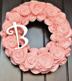 Hey, I found this really awesome Etsy listing at https://www.etsy.com/listing/129998179/baby-wreath-nursery-wreath-14-inches