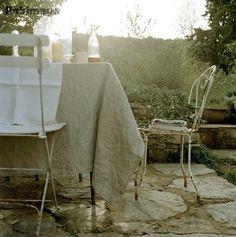 #terras #chair #table #garden