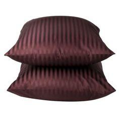Fieldcrest® Luxury Damask Stripe 450 Thread Count Pillowcase. $25