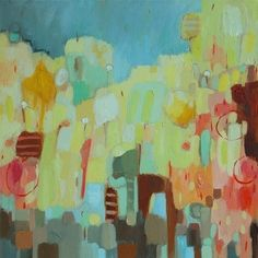 City No.02 Giclee Print 6x6