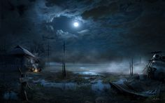 apocalypse | 51 Breathtaking Post-Apocalypse Wallpapers | Presidia Creative