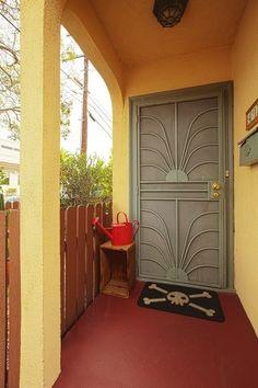 painted screen doors on pinterest screen doors security door and
