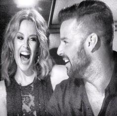 Kylie Minogue u are beautiful. Love and light!