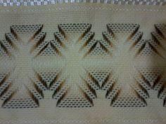 Vagonite - Huck Weaving