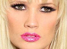 Lip tattoos to order visit www.naildolls.com $10.00