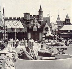 Walt Disney, July 17