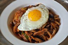 Stir-fry #Sukiyaki Udon #Japanese #Recipe #Udon #Noodles