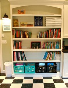 home school room ideas