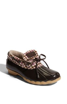 Sperry duck shoes