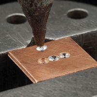 Practical Stone Setting Part 26: Shared Bead Pavé Setting