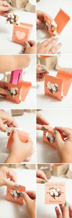 Adorable idea for s'