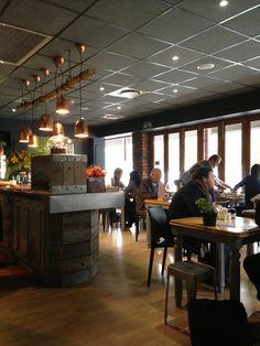 the daily coffee café, Paarl RSA