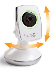 Baby Link WiFi Internet Viewing Camera Monitor by Summer Infant