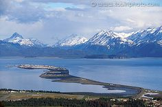 The Spit, Homer, Alaska.