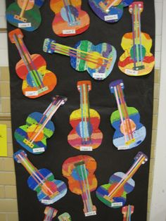 Zilker Elementary Art Class
