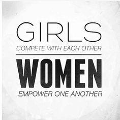 Love this! #PureRomance #WomenPower