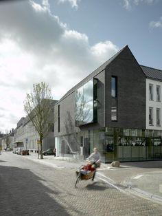 Black House - Bakers Architecten