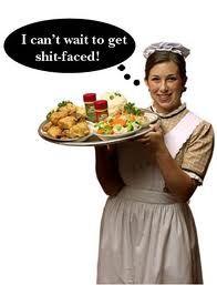 hilarious waitress blog