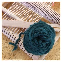 How to dye wool - great tutorial from Fitzbirch Crafts