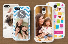 custom cellphone case CUSTOM CELLPHONE CASE – UPLOAD ARTWORK, FAMILY PHOTOS, FAVORITE PICTURES ALL FOR $10 – PERFECT GIFT IDEA