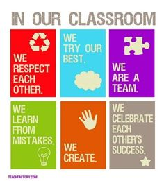 Classroom Foundations