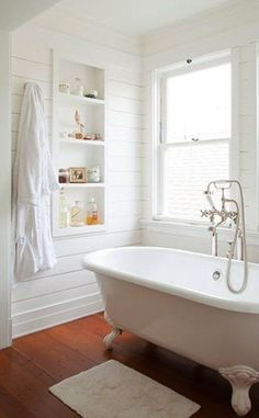 Lots and lots of inspiration for the bathroom