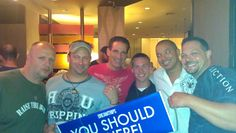 Johnny Wimbrey and Marc Accetta.  #worldventures #youshouldbehere #YSBH