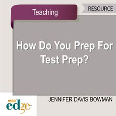 What is your perception of test preparation practices? Take this brief quiz to find out.