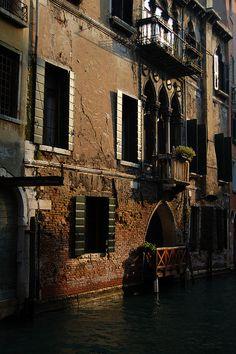 Venice - San Marco in the shadows