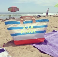 Beach bag!! Inspiration only, no pattern