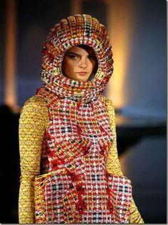 crazy and creative fashion design