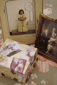 DIY Photo Transfer Tile