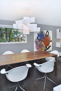 Dining Room by Johnson & Associates Interior Design
