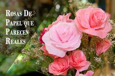 Rosas de Papel que Parecen Reales Facilisimas (+lista de reproducción)