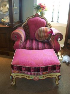 wonderland...love this chair