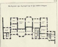 Floor Plans: Castles & Palaces on Pinterest | Floor Plans ...