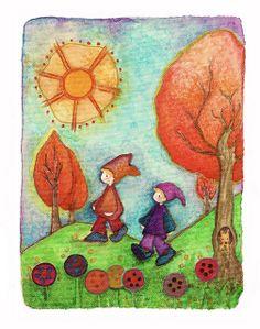 autumn--Waldorf