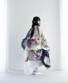 Yumiko Arimoto embroidery for Sina