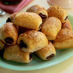 Oscar Party Food: Petits Pains Au Chocolat (Midnight in Paris)