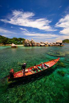 Koh Nangyuan, Thailand