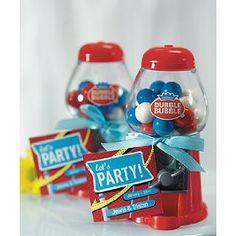parti stuff, favors, favor carniv, carnivals, favor idea, parti favor, bday idea, parti idea, circus parti
