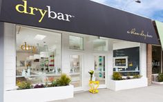 """Drybar is the perfect gift to give, """"a little box of blowouts"""""""