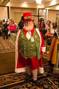 Steampunk Santa