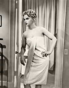Anne Francis - 'The Great American Pastime' - 1956