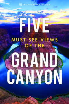 The Grand Canyon all