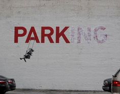 Banksy's kindergarten
