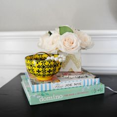 These cute bowls are too fun to stay in the kitchen cupboards!  Use them in your bedroom to hold rings and jewelry on your nightstand. #HomeGoods #HomeGoodsHappy #sponsored