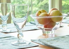 Sophisticated, chic, timeless. Having the right accents in your home is just as important as having the right furnishings. Make your home décor really pop with our elegant and beautiful Simon Pearce glassware and pottery.
